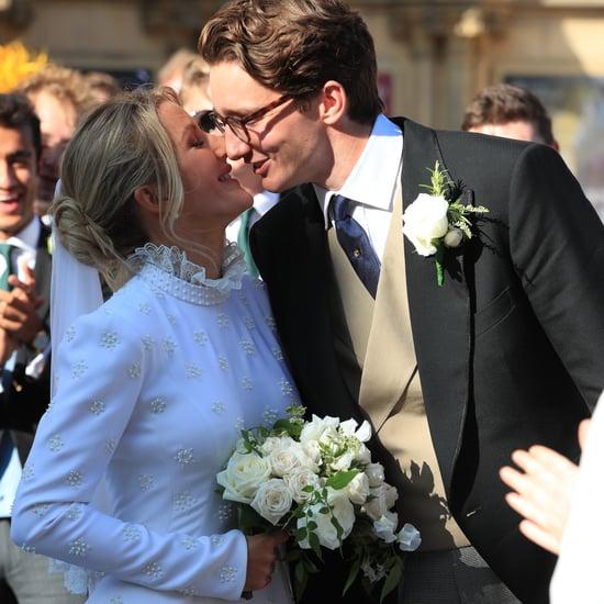 Ellie Goulding and Caspar Jopling Married