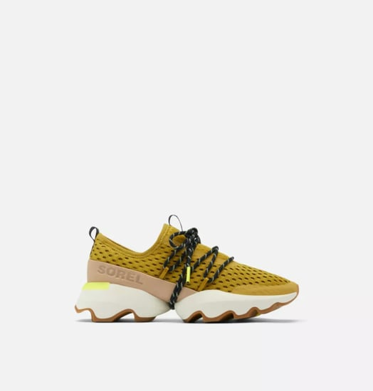 Kylie's Pick Womens Kinetic Impact Lace Sneaker - $140 Shop Now