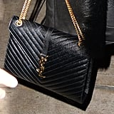 And this Saint Laurent bag! YES!