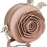 Beauty and the Beast Rose Crossbody