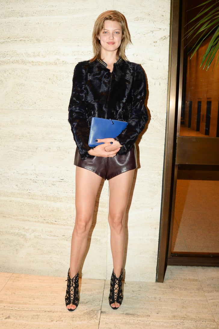 Lindsey Wixson Was All Legs While At The Mademoiselle C