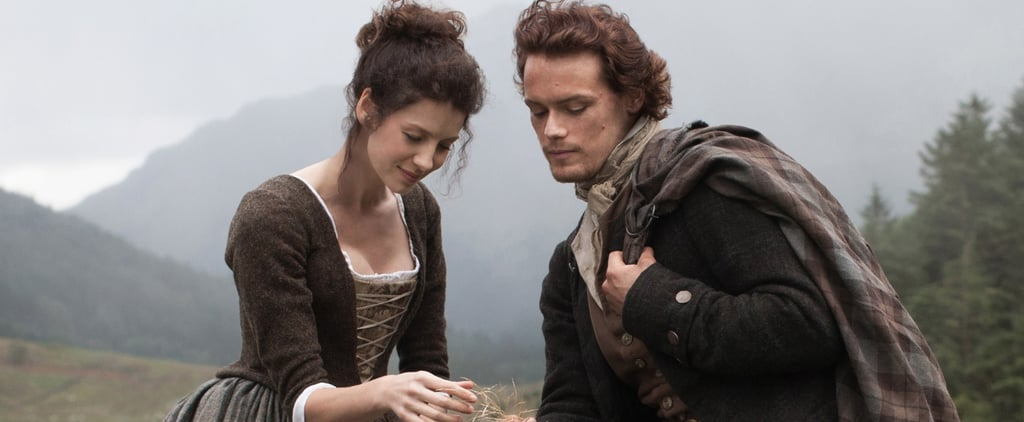 Sam Heughan Outlander Interview (Video)