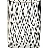Macrame Glass Candle Holder