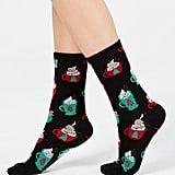 Women's Hot Chocolate Crew Socks