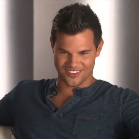 ... Is So Spot On When Teasing Taylor Lautner About Dating Taylor Swift Taylor Lautner
