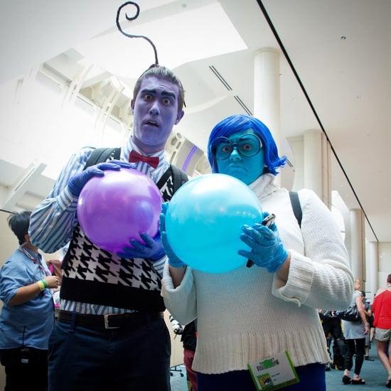 DIY Pixar Costumes