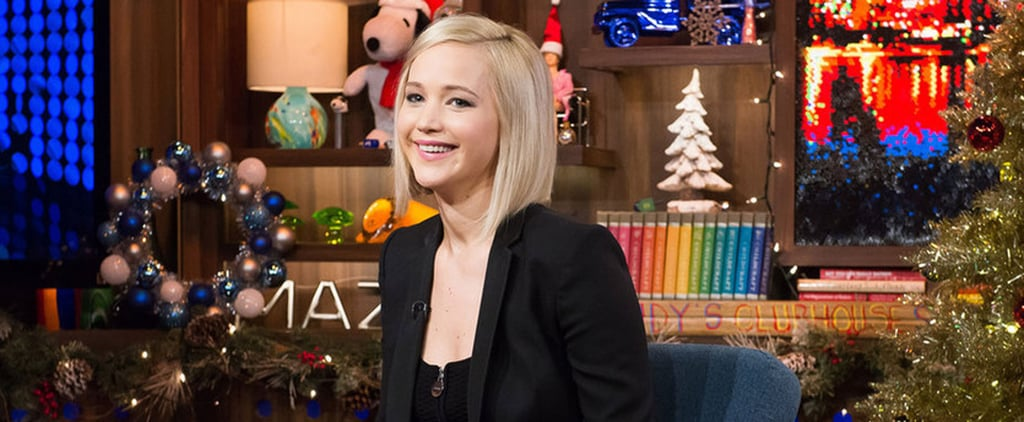 Jennifer Lawrence Has the Perfect Response When Asked Whether or Not She'd Hook Up With Justin Bieber
