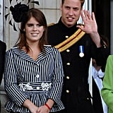 How Is Princess Eugenie Related to William and Harry?