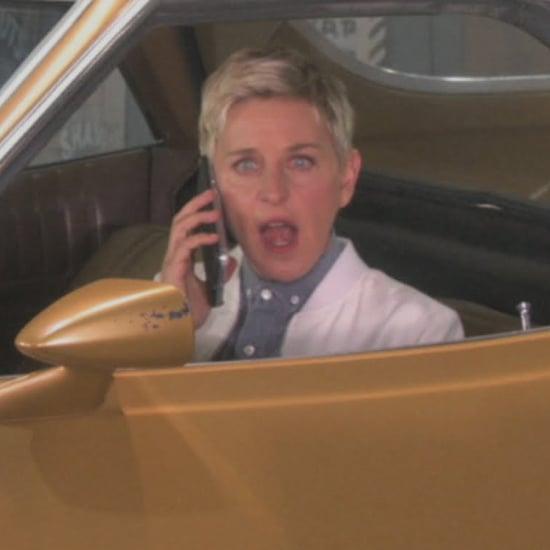 """Ellen DeGeneres """"Lemonade"""" Spoof Video May 2015"""