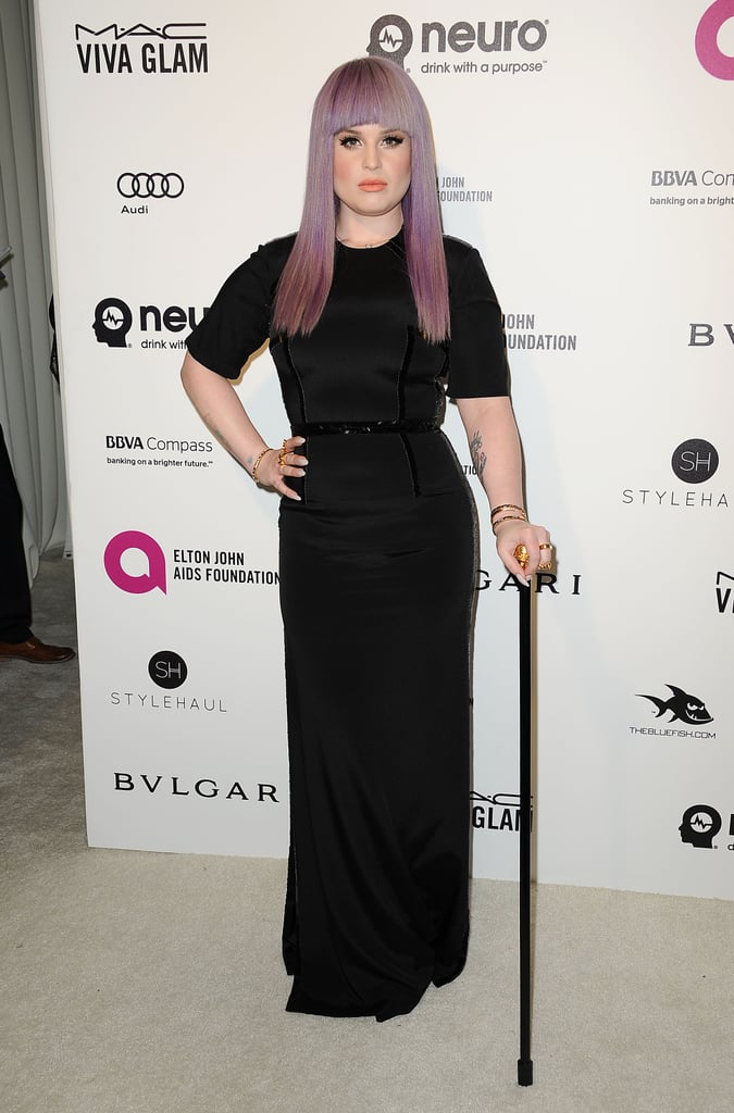 Pictured: Kelly Osbourne