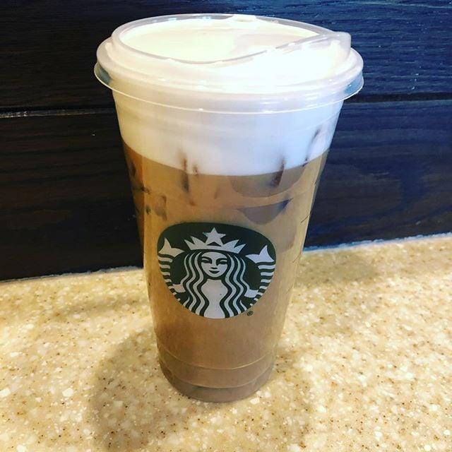 Starbucks Salted Cream Cold Foam Recipe