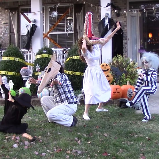 Video of Best Halloween Family Costumes | I Kid You Not
