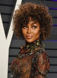 12 Times Naomi Campbell Has Shown Off Her Glorious Natural Hair