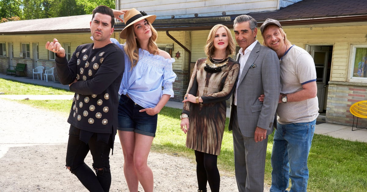 Schitt's Creek Had Simply the Best Emmys Night, Winning a Historic 9 Awards