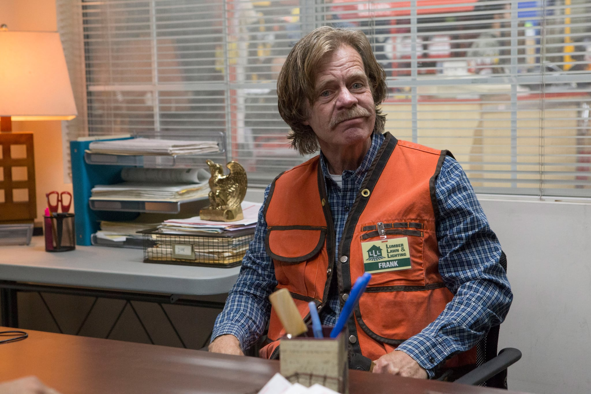 SHAMELESS, William H. Macy in 'Where's My Meth?' (Season 8, Episode 2, aired November 12, 2017). ph: Paul Sarkis/ Showtime/courtesy Everett Collection