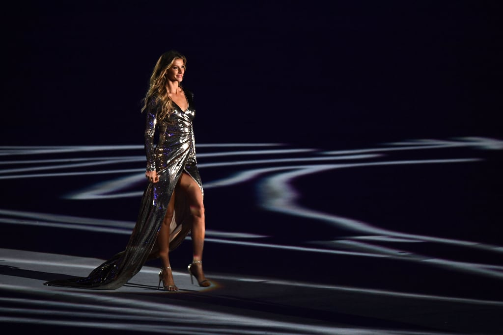 Gisele Bundchen at Rio Olympics