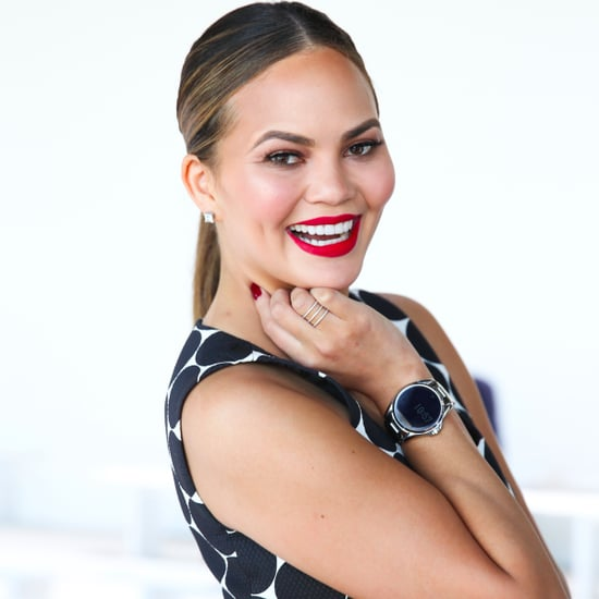 Chrissy Teigen Gives Away Lip Sync Battle Dress on Twitter