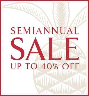 Sale Alert: Williams-Sonoma Home Semiannual Sale