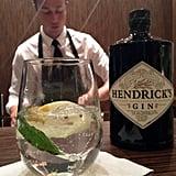 Gin and Elderflower Tonic