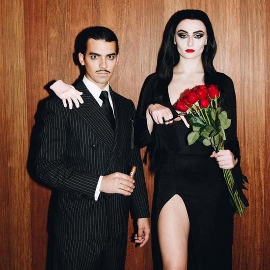 أفكار إطلالات هالويين أيقونية مستوحاة من الأزواج المشاهير