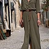 HSRKB Button-Down Dress