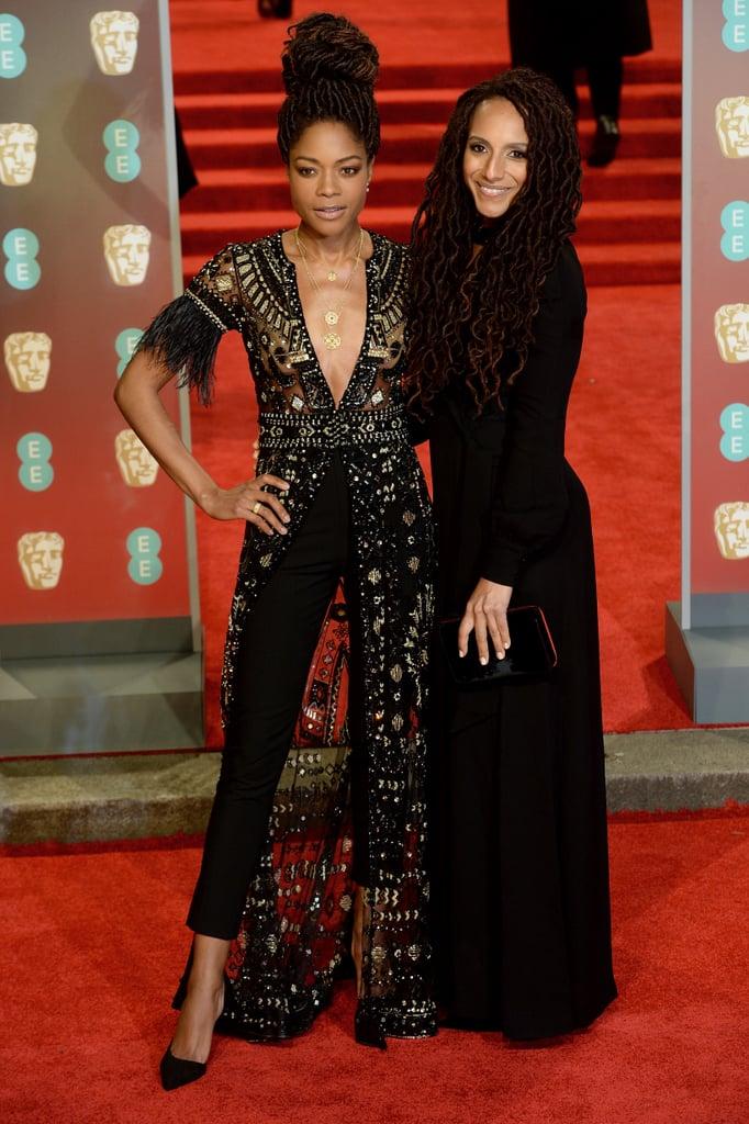 Naomie Harris and Afua Hirsch