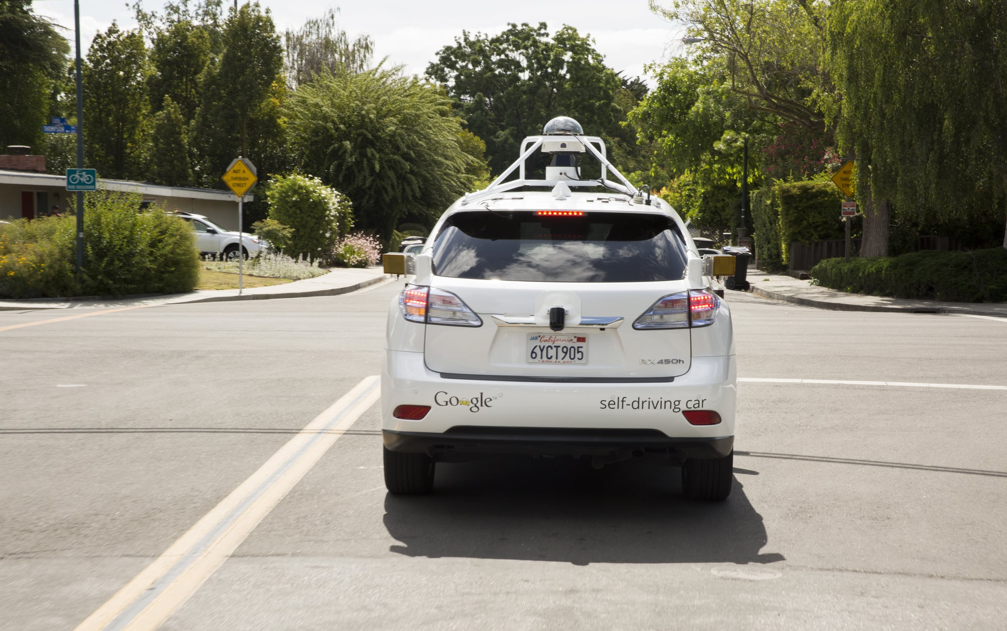 US House of Representatives speeds deployment of self-driving cars
