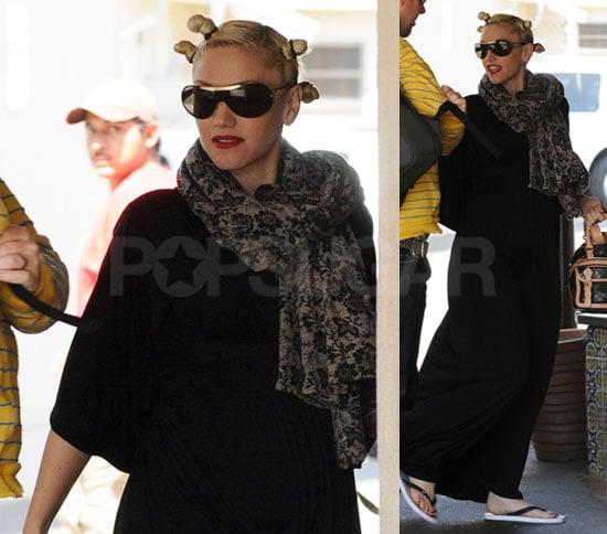 Gwen Stefani's All Bunned Up