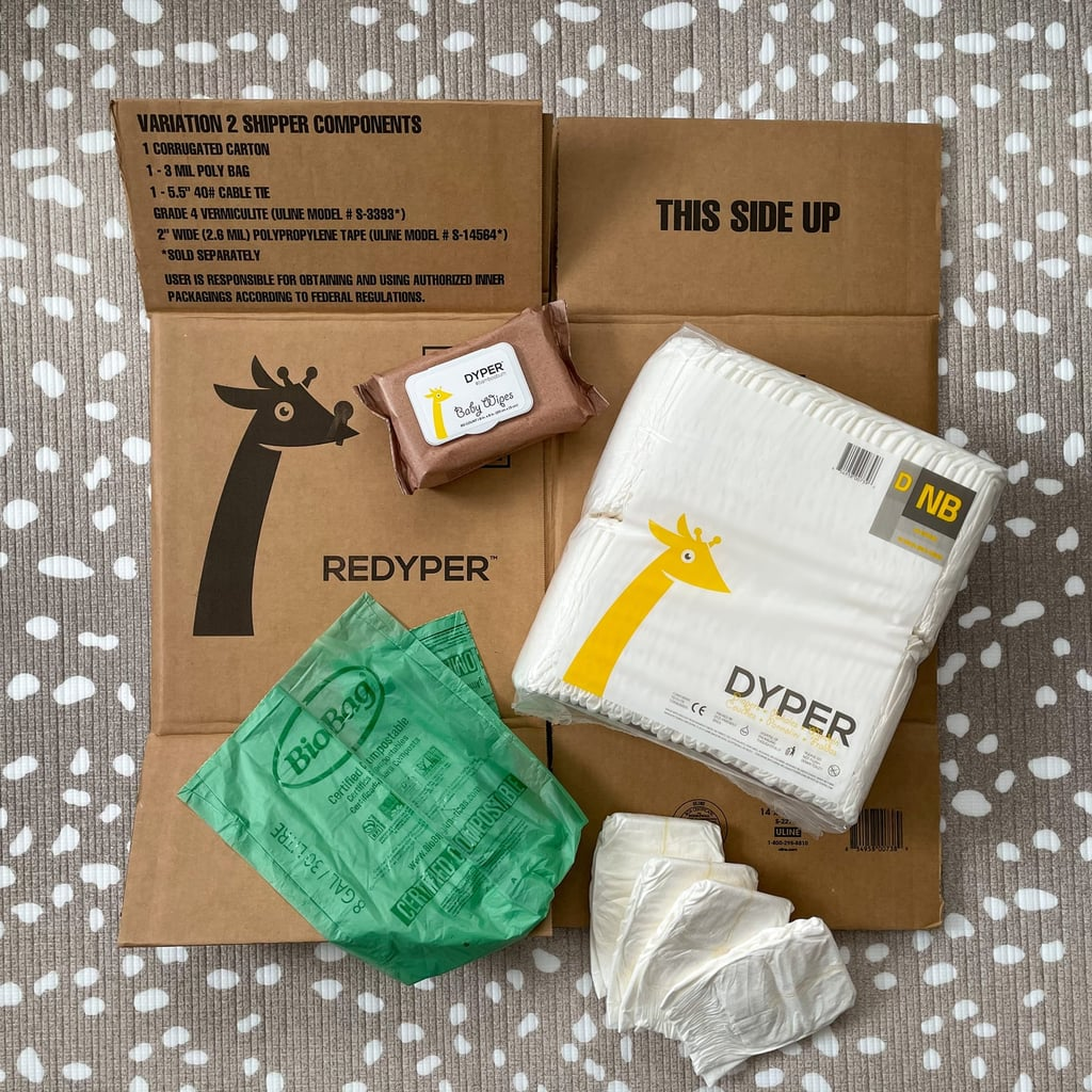 Why I Love Dyper's Compostable Nappies | Review