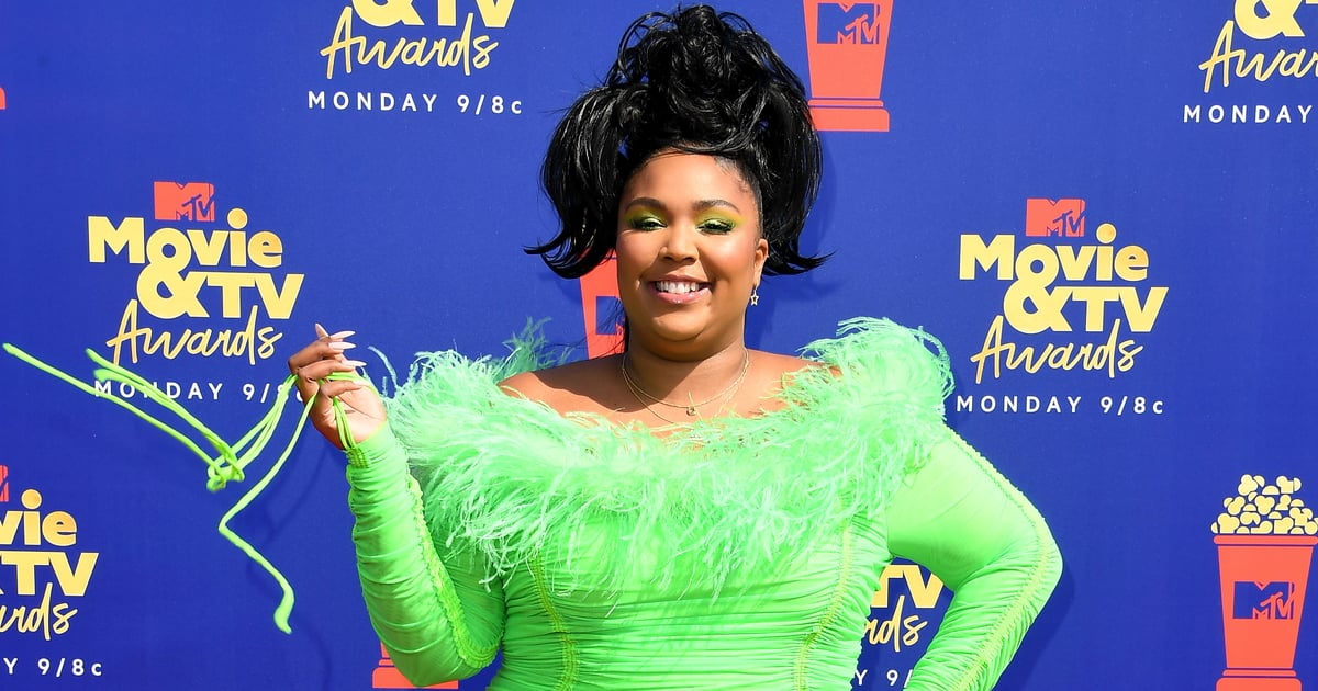 No One Nailed the Fun Dress Code at the MTV Movie & TV Awards Quite Like Lizzo