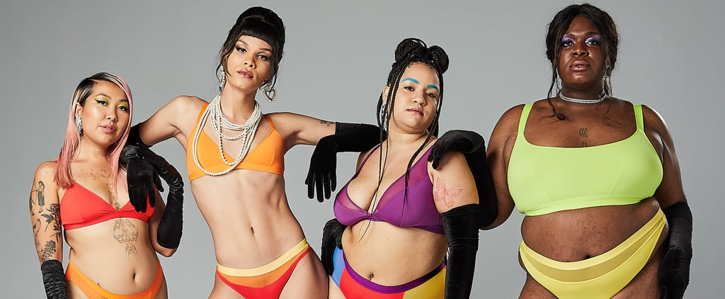 Parade Color Outside the Lines LGBTQ+ Underwear Line