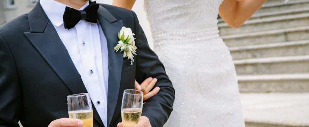 Why It's OK to Drink at Your Wedding