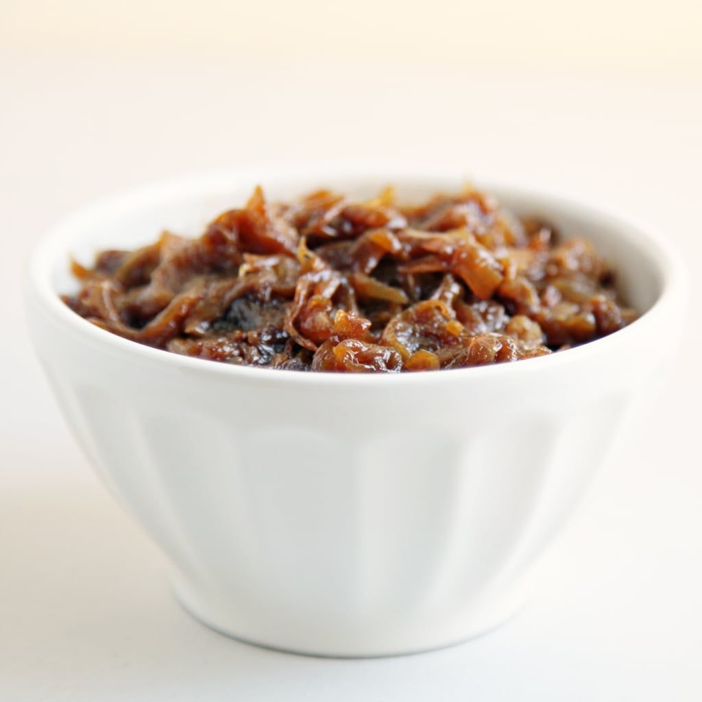 Gently Brown Caramelized Onions