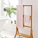 Bamboo Towel Rack