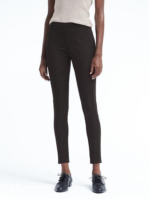 90ef5a6edce3f Banana Republic Devon Fit Bi-Stretch Legging | Best Black Pants ...