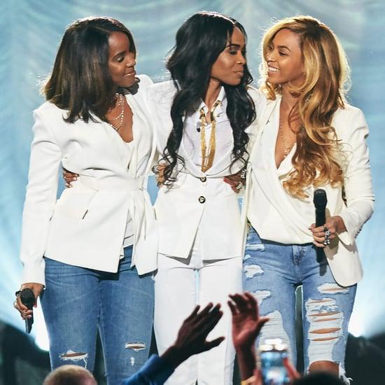 Destiny's Child Reunion March 2015