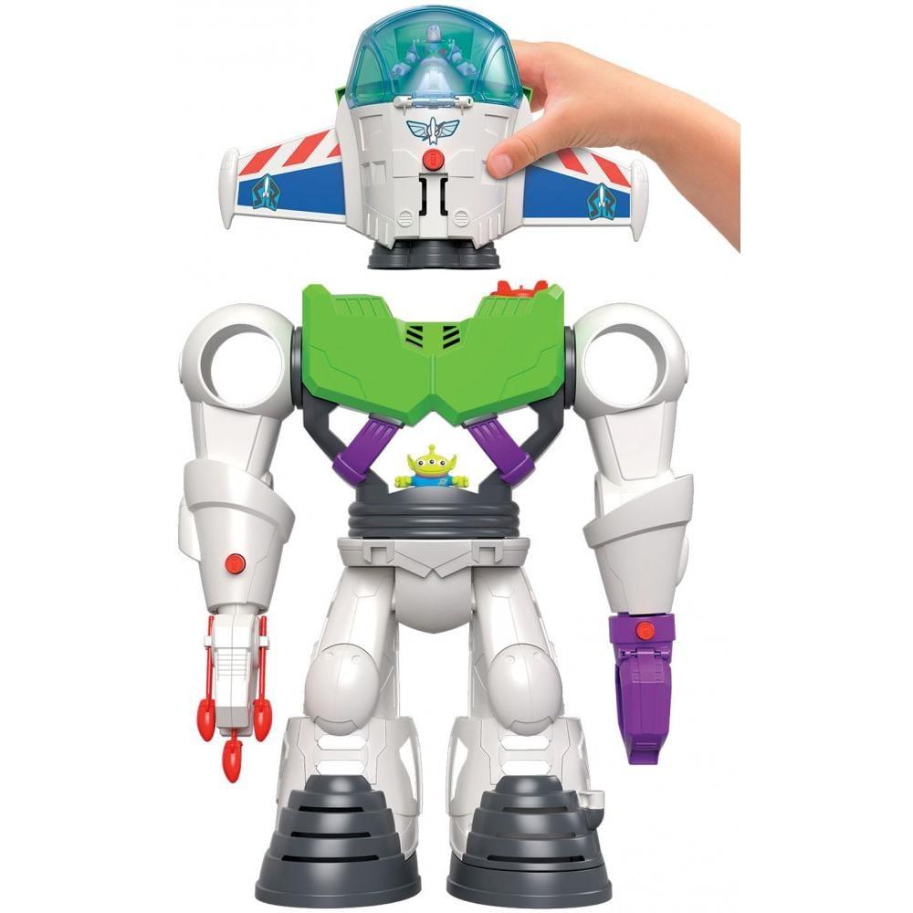 Disney-Pixar Toy Story Imaginext Buzz Bot