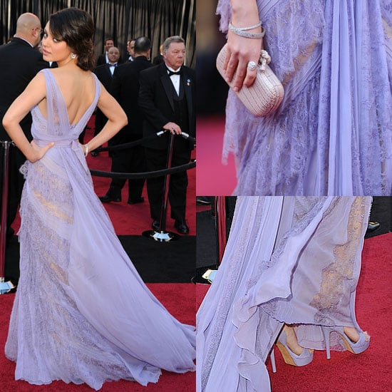 Mila Kunis 2011 Oscars Dress
