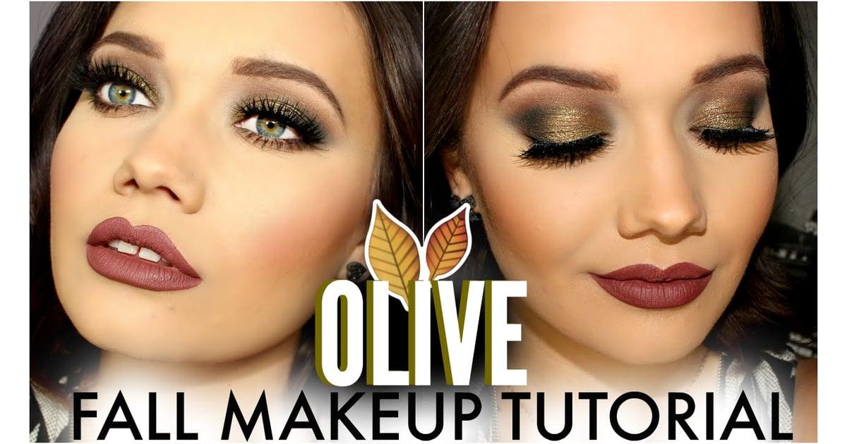 Olive Smokey Eye Makeup Tutorial Smokey Eye Makeup Tutorials