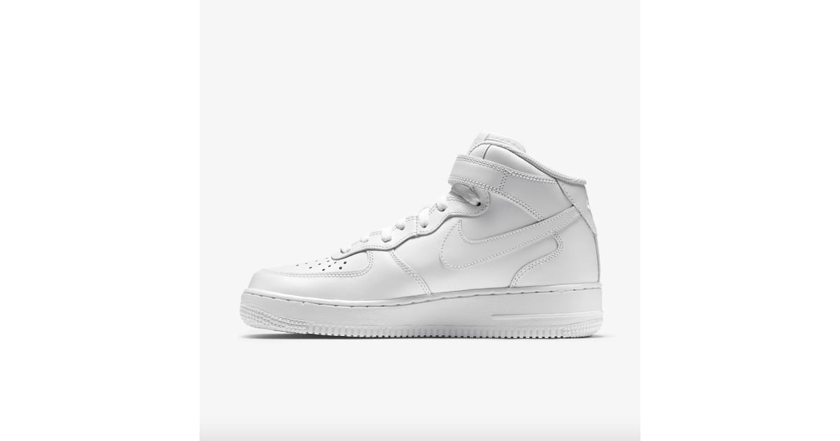 low cost 1dadc 05182 Nike Air Force 1 Mid  07   How to Wear Jeans With Sneakers   POPSUGAR  Fashion Photo 7