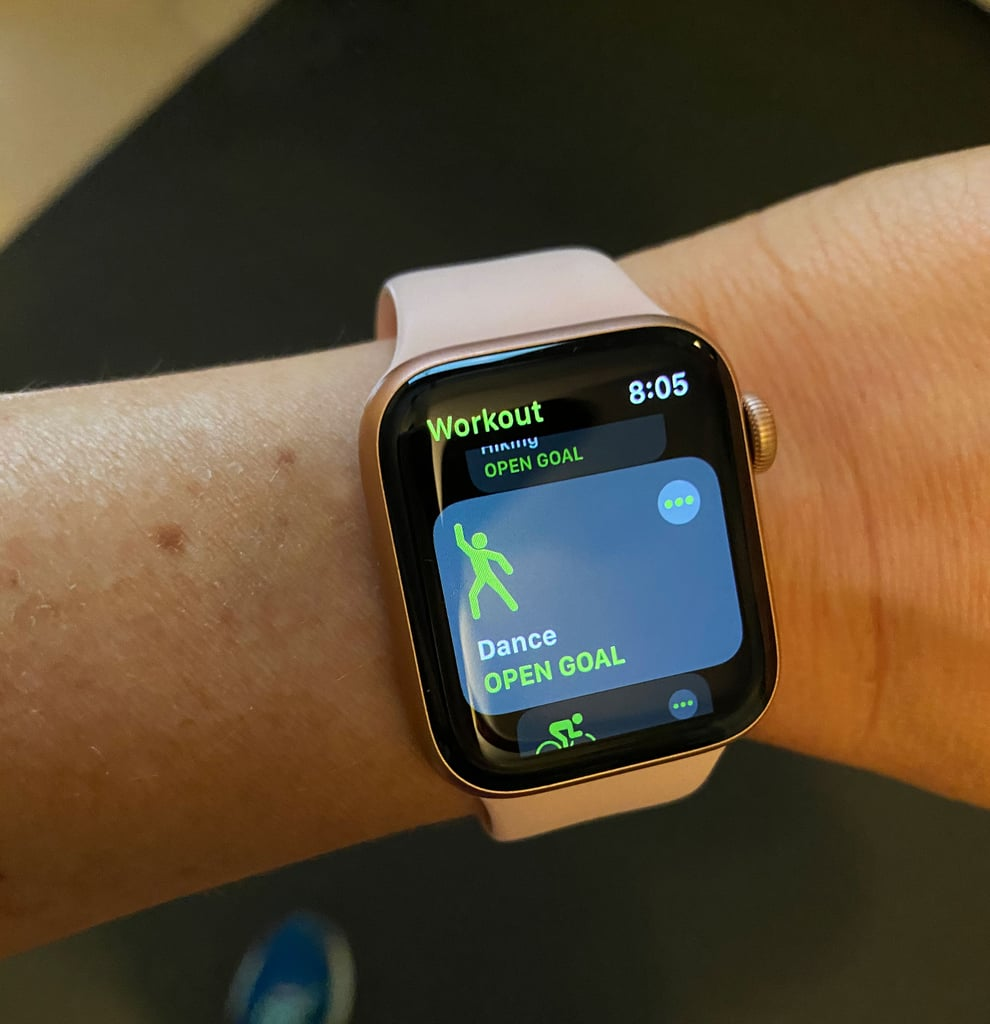Apple WatchOS 7 Dance Workout App Review