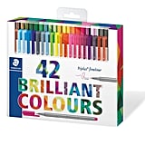 Staedtler 42-Color Assorted Super Fine