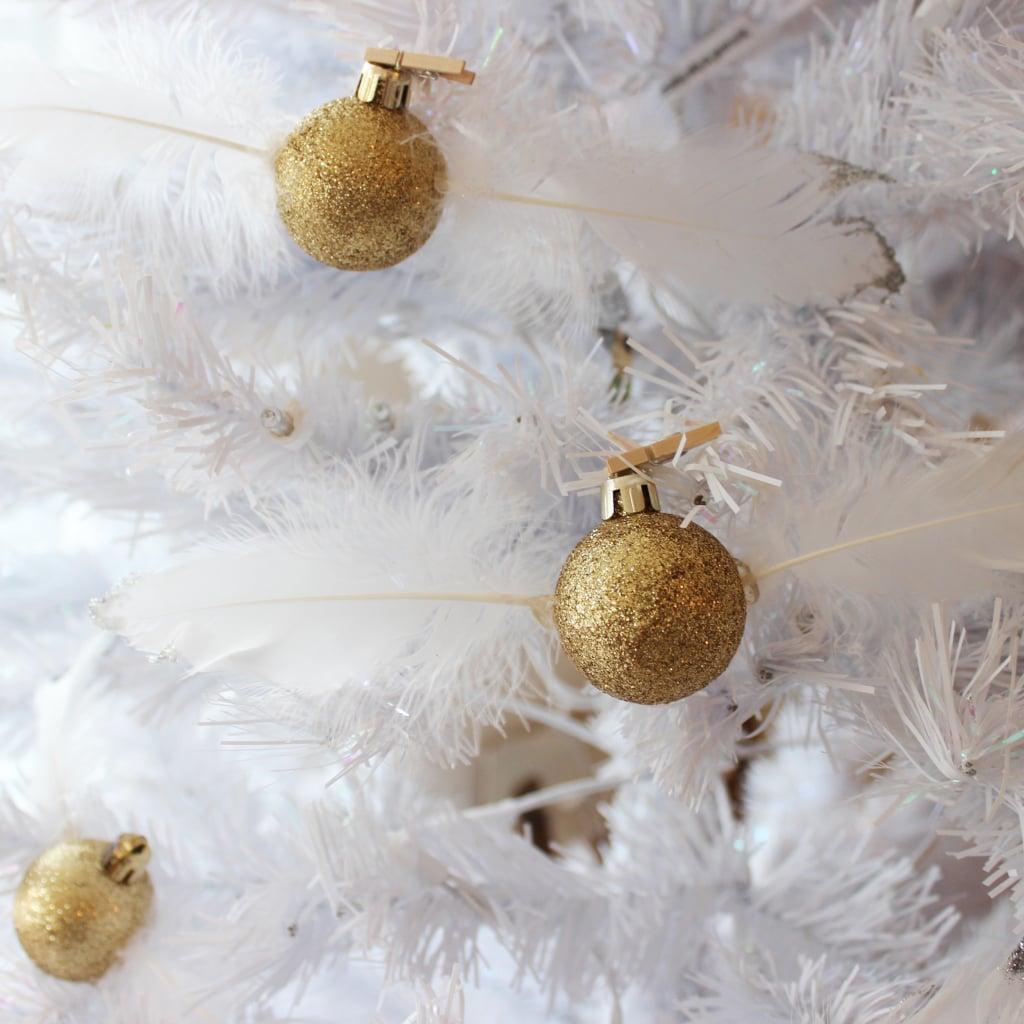 Golden Snitch Christmas Ornament DIY | POPSUGAR Smart Living