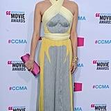 Diane Kruger in Prada.