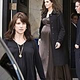 Angelina's Baby Bump