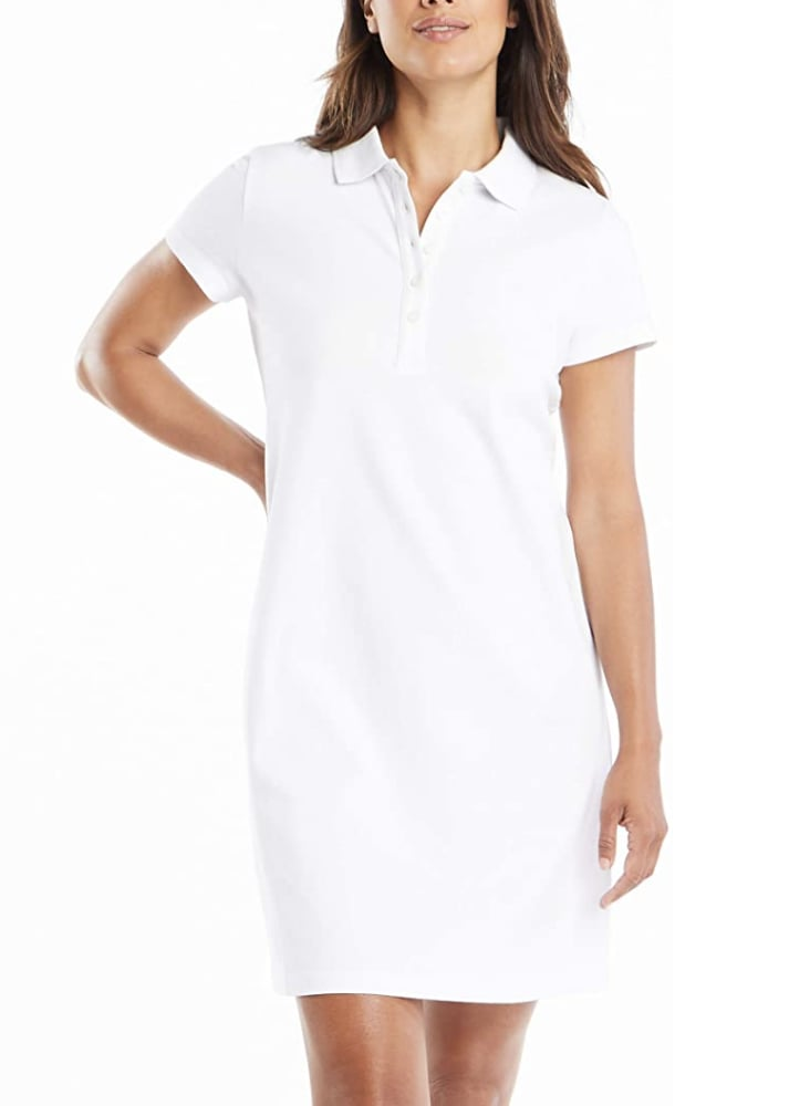 Nautica Cotton Polo Dress
