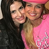 Idina Menzel and Kristin Chenoweth Pictures