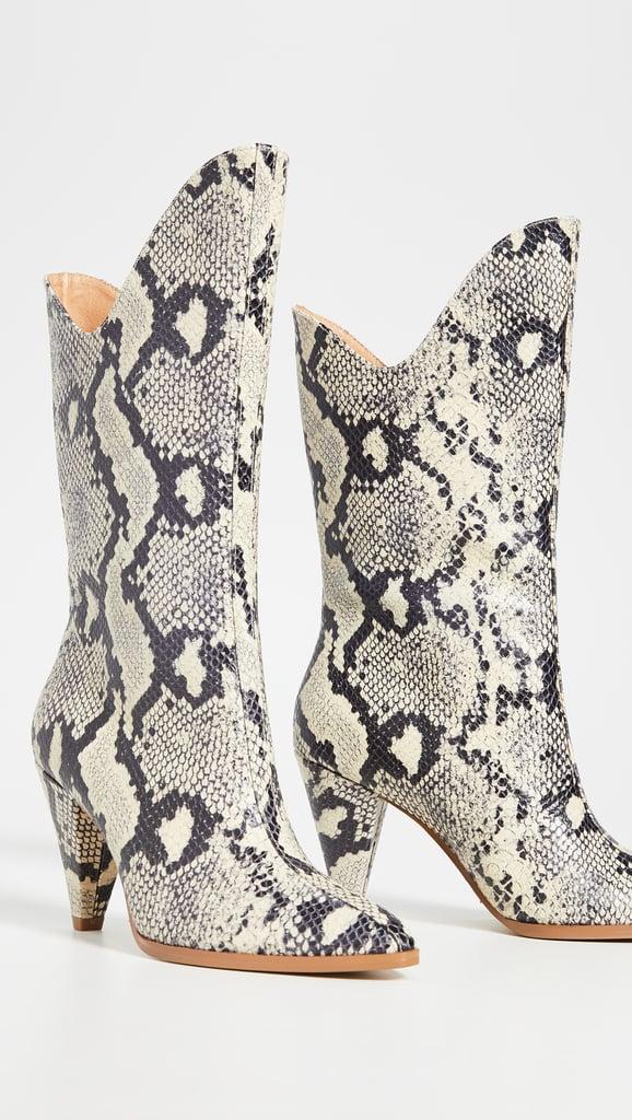 Jagger Pinnacle Snake Boots