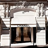 Coco Chanel opened her store on Rue Cambon in Paris in 1910.