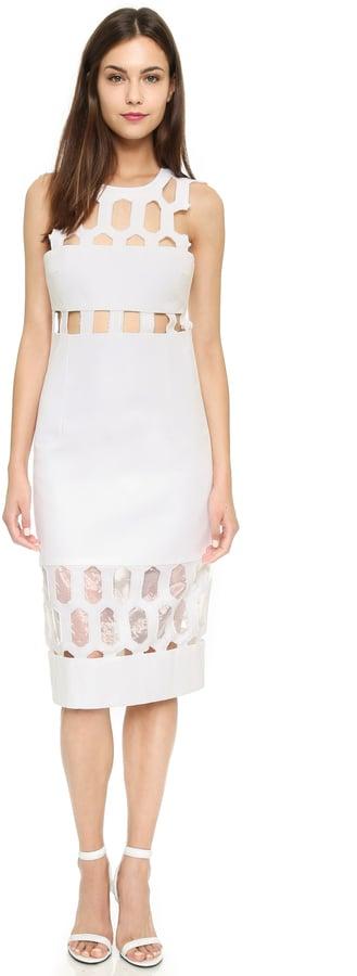 Jonathan Simkhai Cellophane Coupe Dress ($269, originally $895)